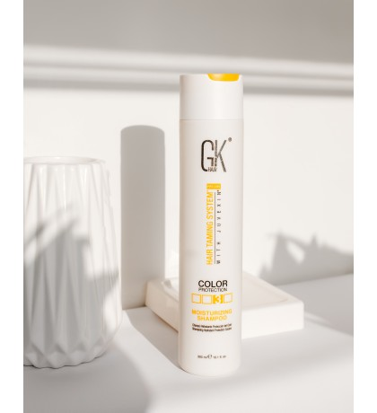 Global Keratin Moisturizing Shampoo 300 ml