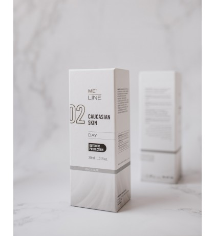 Innoaesthetics 02 Meline Caucasian Skin Day 30 ml
