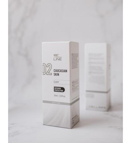 Innoaesthetics 02 Me Line Caucasian Skin Day 30 ml