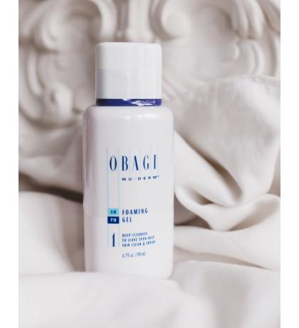 Obagi Medical Nu-Derm Foaming Gel 200 ml